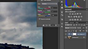 Cool Instagram filter look in Photoshop