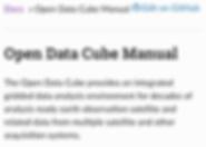 ODC manual