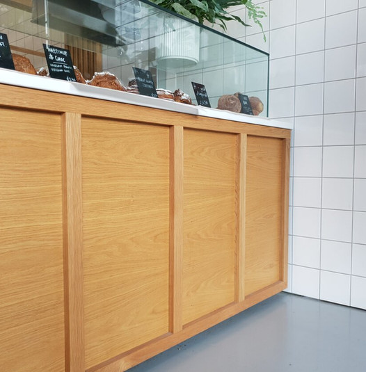 Hospitality Interior Design Bakery