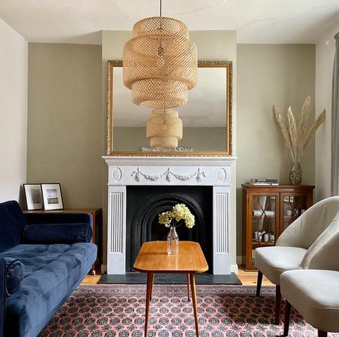 Livingroom Interior Designer Bristol