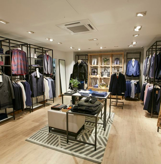 Retail Interior Designer Store shop Interiors Design Cardiff Bristol Bath