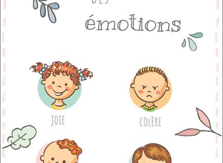 émotions et littérature jeunesse
