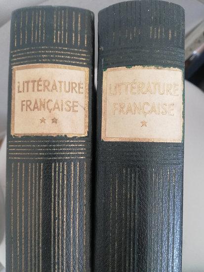 Bedier, Hazard, Littérature Française