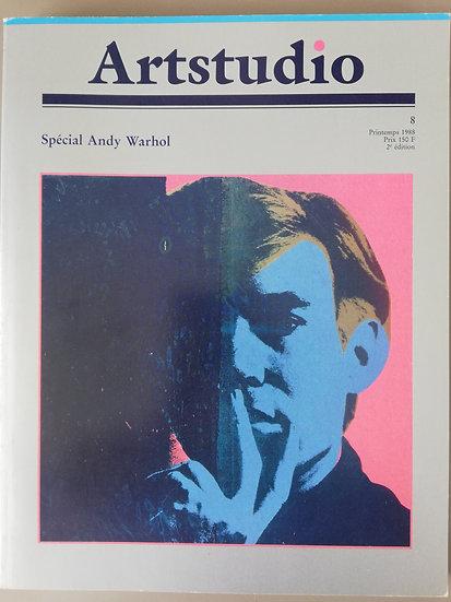 Artstudio, Spécial Andy Warhol, N.8