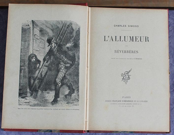 SIMOND, Charles, L'ALLUMEUR DE RÉVERBÈRES