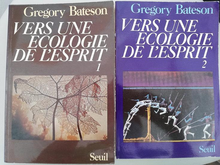Bateson, Gregory, Vers l'Ecologie de l'esprit