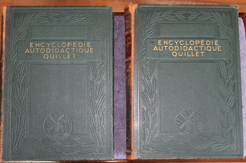 Encyclopédie autodidactique Quillet, L'enseignement moderne et pratique