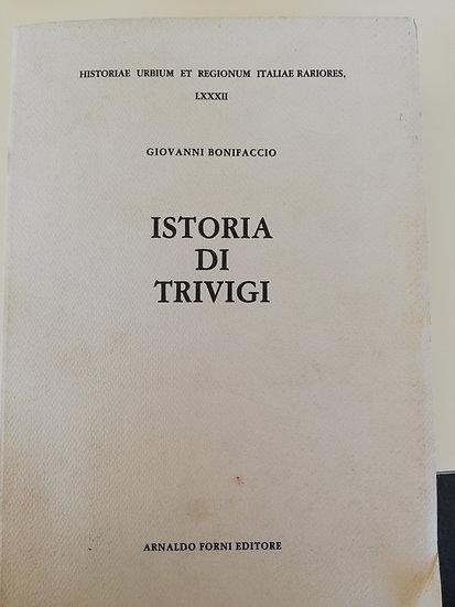 Bonifaccio, Giovanni, Istoria di Trivigi