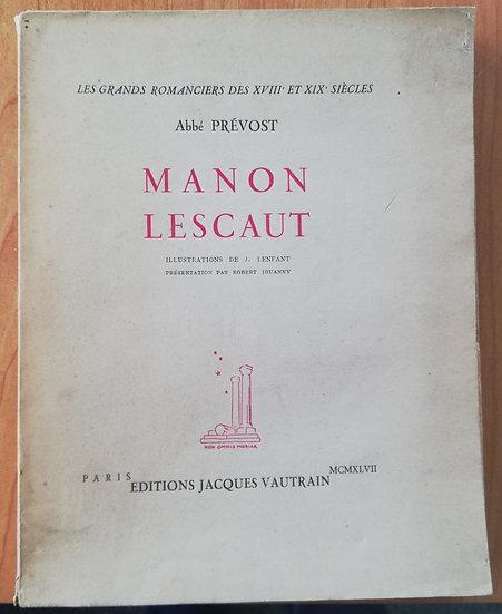 Abbé Prévost, Manon Lescaut