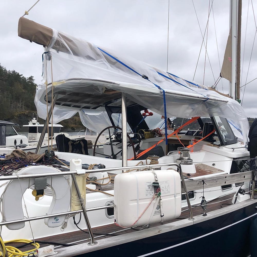 Deckhouse to Discovery 55