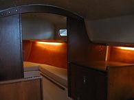 Interior indirect LED light