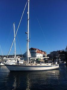 Orust yacht service, Boat Builder, Yacht Refit, Boat Interior Refit, Interior lighting for boats, Teak deck, Marine Engineering