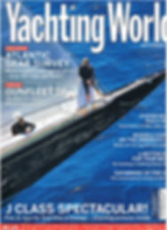 Yachting World Sept 2013