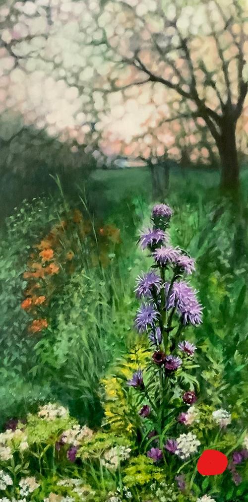 Pollinators Garden SOLD