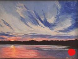Sunset at White Potato Lake_LI