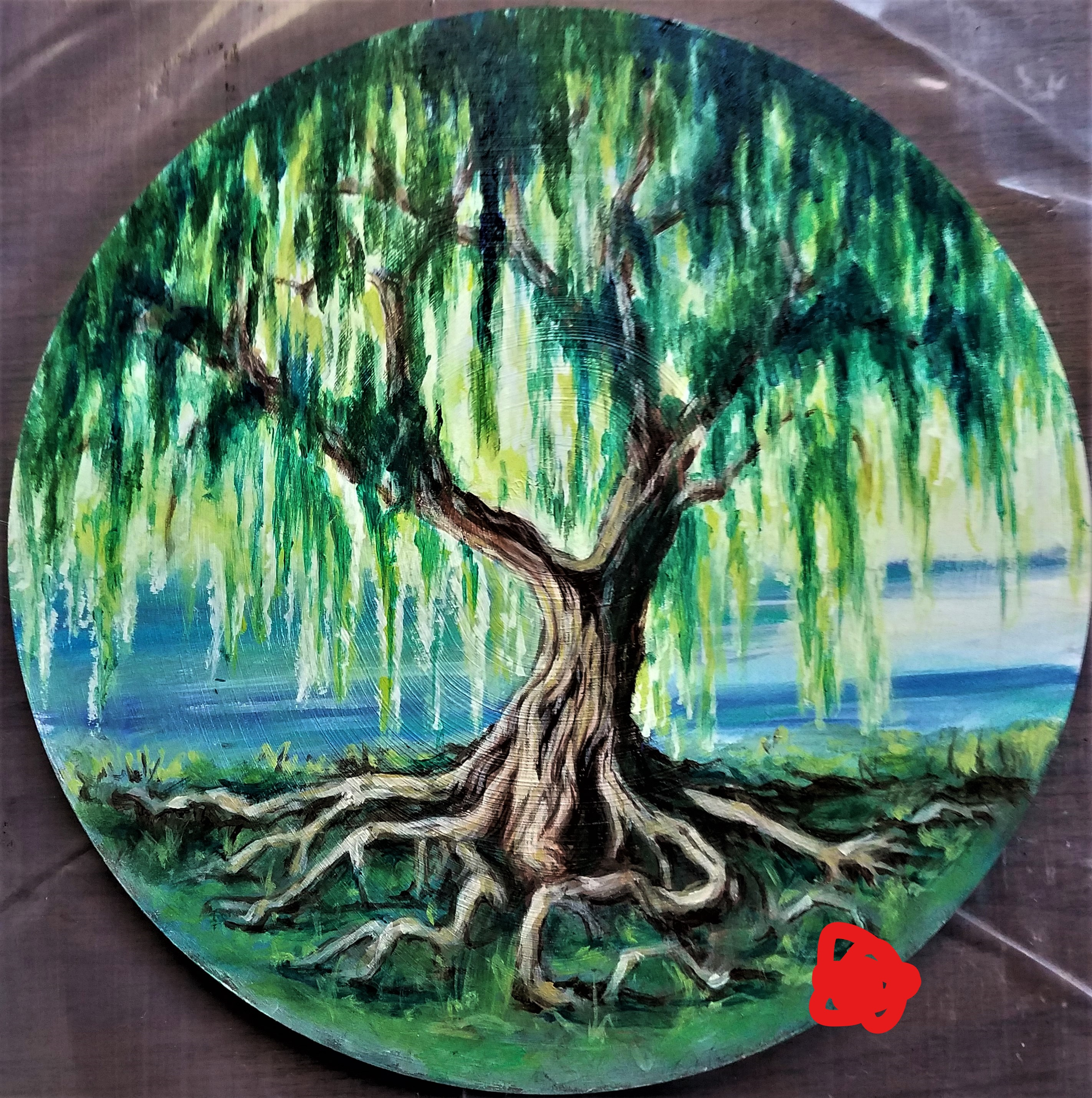 Weeping Willow_SOLD
