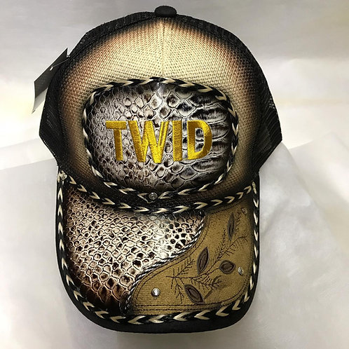 Custom Western Caps by TWID