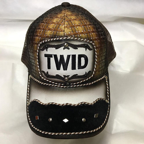 Custom Western Cap by TWID