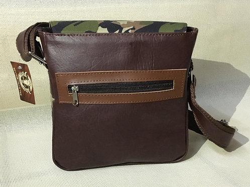 Cross Body Camo Bag by TWID