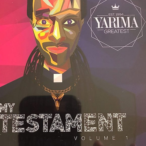 My Testament Vol 1