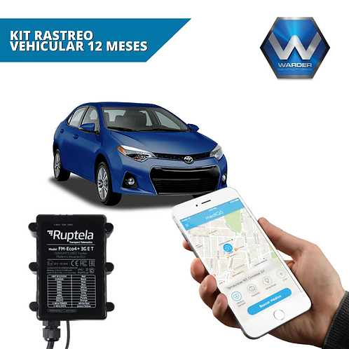 KIT GPS 12