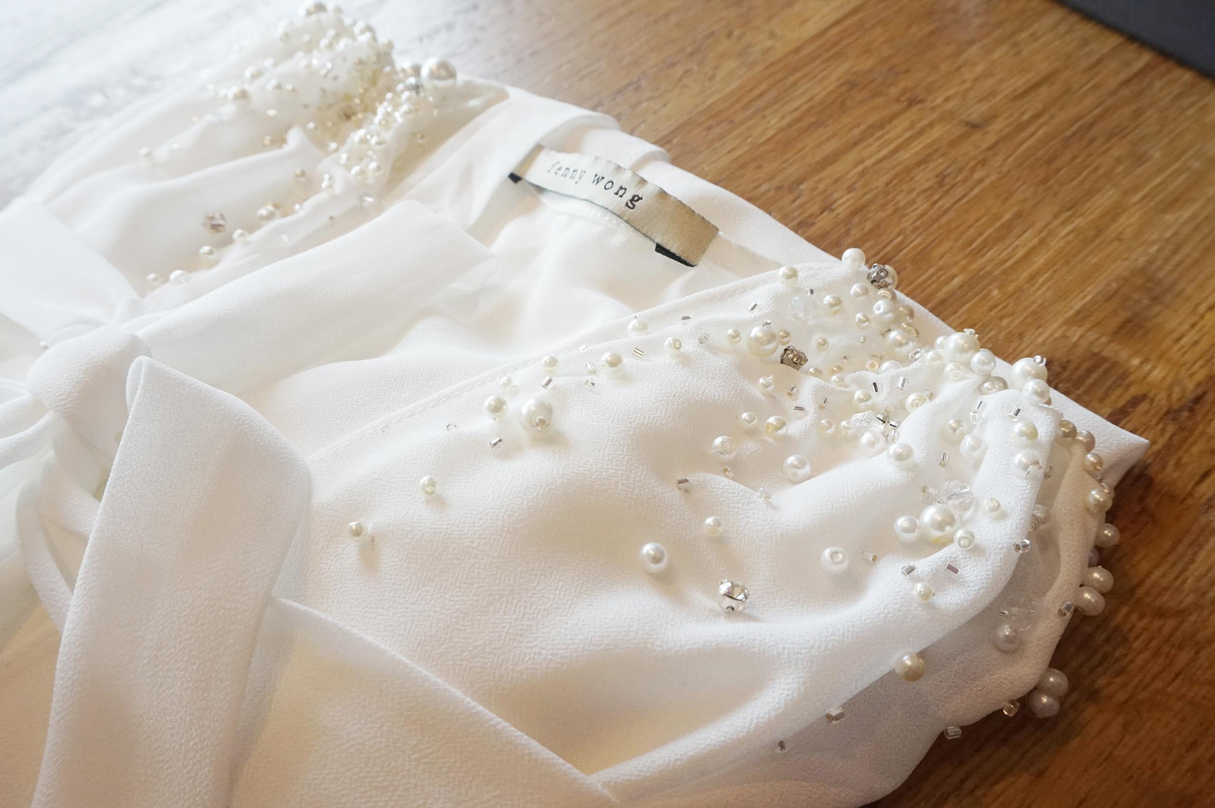 Pearl Robe (half detail)
