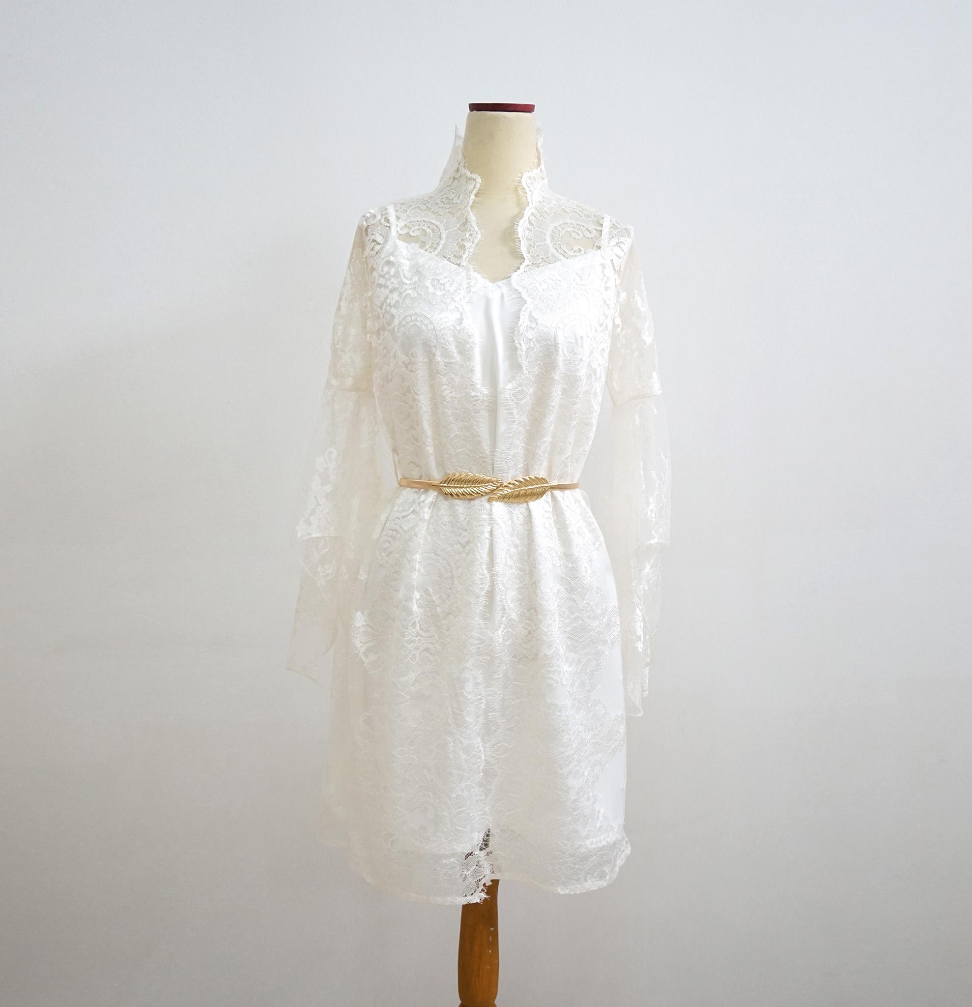 Short Robe