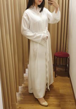 Pristine Long Robe