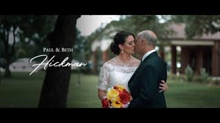 Paul & Beth Wedding Highlight