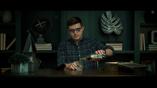 Whiskey Stones Ad