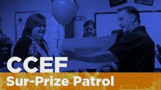CCEF Sur-Prize Patrol