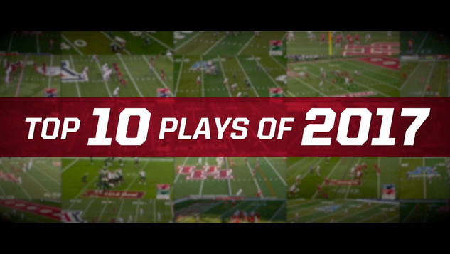 Top 10 Plays of 2017