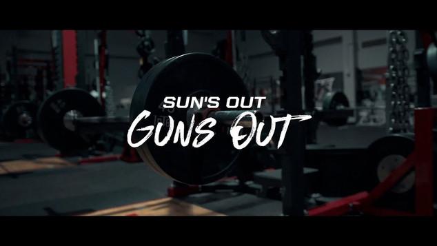 Sun's Out, Guns Out 2018