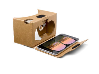 Google Cardboard and 360 eLearning Video