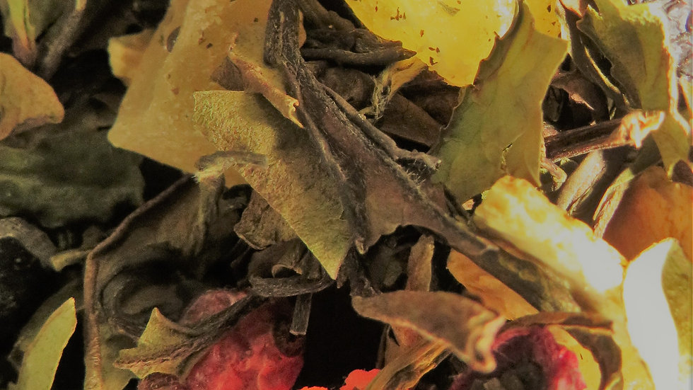 Thé du dragon - Litchi Pêche