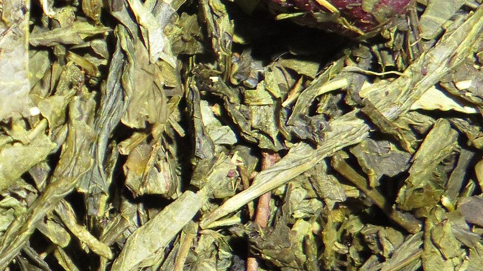 Thé Vert à la Cerise