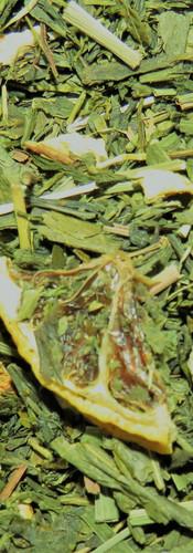 Thé Vert au Citron Frais