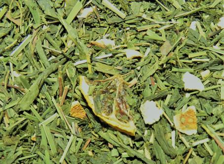 Thé Vert au Citron Frais, un Thé aux multiples usages