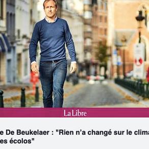 """Presse : """"Rien n'a changé sur le climat malgré l'arrivée des écolos"""""""