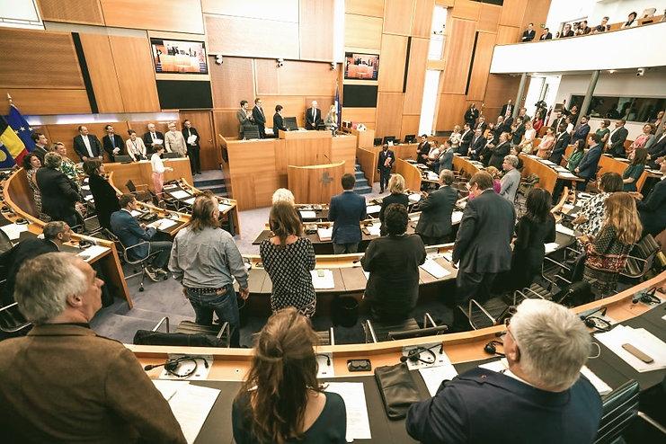 parlement bruxellois