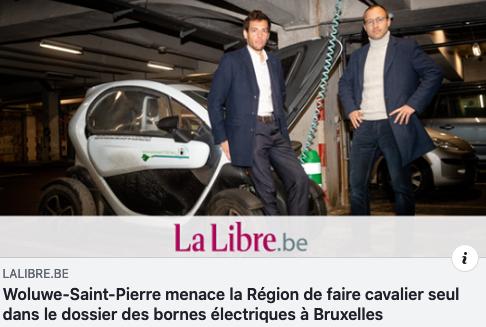 La voiture électrique : quel avenir à Bruxelles ?