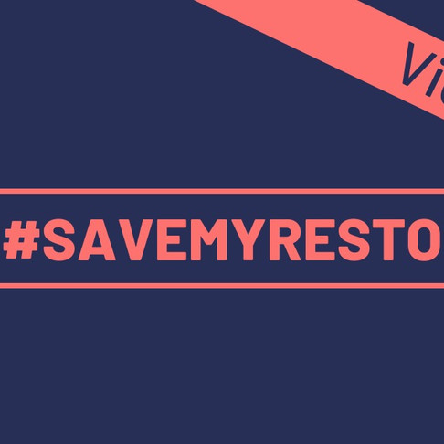 #SAVEMYRESTO