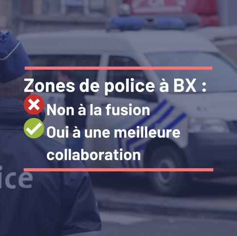 Zones de police : faut-il bouger les lignes ? Lesquelles ?