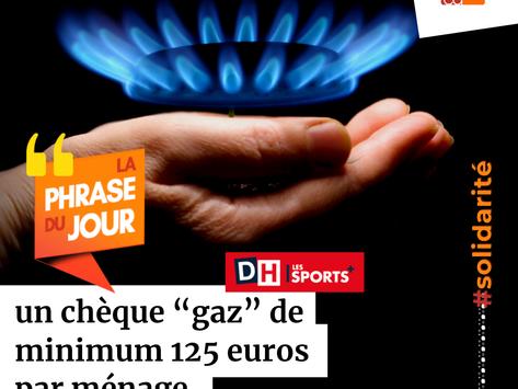 Prix de l'énergie : un chèque énergie à court terme, des solutions à long terme