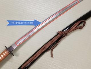 "Today's Sword Term: ""Hi"" or ""Groove"""