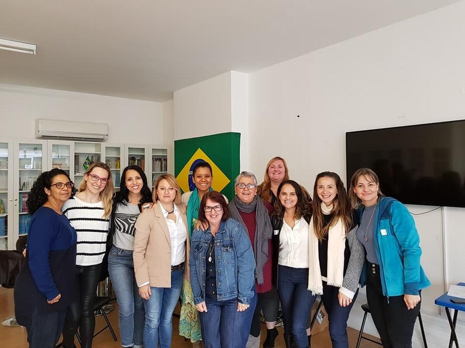 Como foi o 6º encontro de 2017 dos Psicólogos Brasileiros no Reino Unido?  Foi ótimo, bem gratifican
