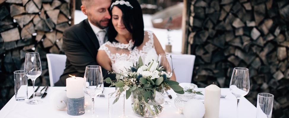 Gasthaus Hochzeit Blumen