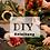 Thumbnail: DIY - Adventskranz Anleitung ohne Zubehör