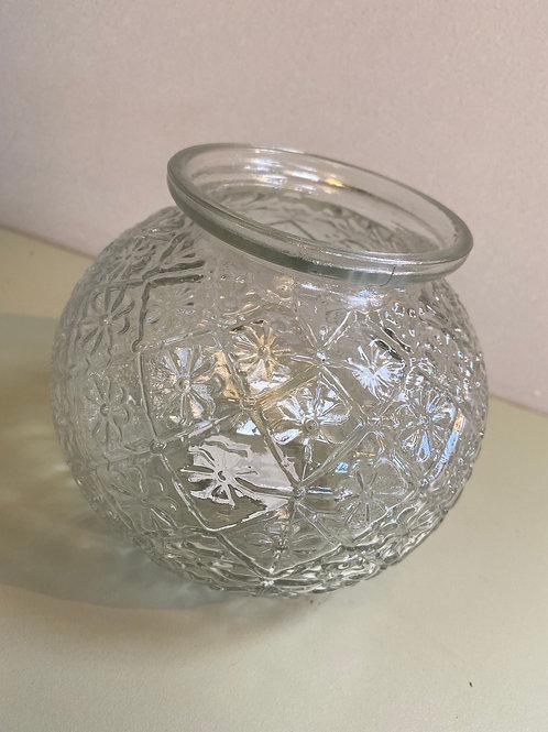 Runde Vase / breite 15cm