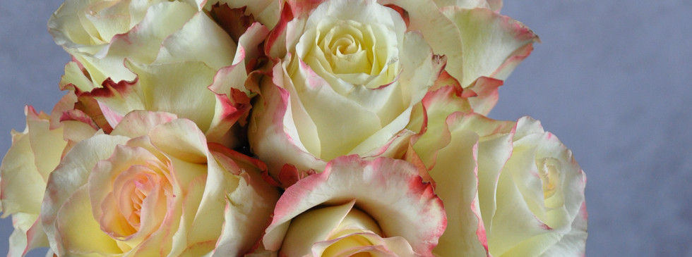 Rosenbrautstrauß
